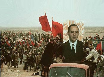 رالي سياحي تحسيسي من مراكش إلى العيون في ذكرى المسيرة الخضراء من 6 إلى 9 نونبر