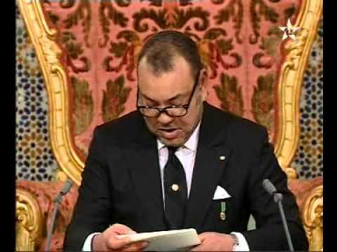 خطاب جلالة الملك في الذكرى 38 للمسيرة الخضراء
