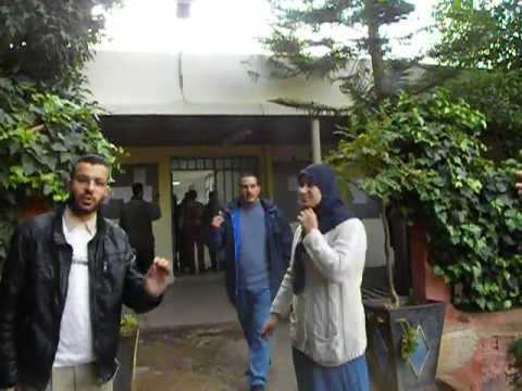 إحتجاز طلبة بالحي الجامعي بجامعة محمد الأول بوجدة