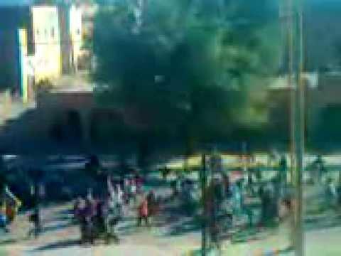 """تاكونيت: نساء وتلاميذ يثورون ضد المجلس الجماعي من أجل """"تيسير"""""""