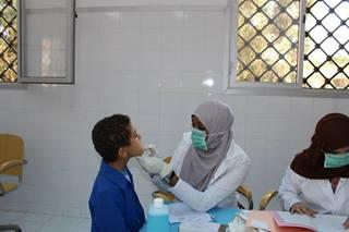 الحملة الوطنية للفحص الطبي المنتظم بالوسط المدرسي