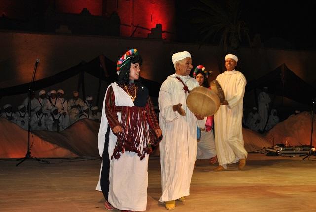 ورزازات: انطلاق فعاليات المهرجان الوطني لفنون أحواش