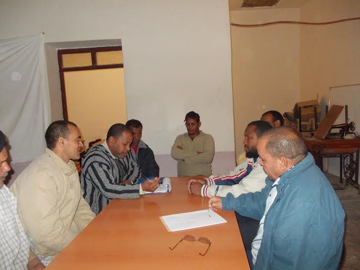 زاكورة: العصبة المغربية للدفاع عن حقوق الإنسان تستنكر الإعتداءات الهمجية ضدد أطفال وشيوخ الوداديات السكنية