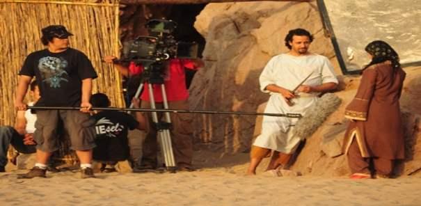 """زاكورة: عرض الفيلم الأمازيغي """"أغرابو"""""""