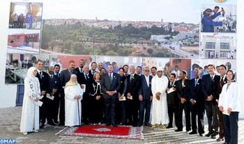 جلالة الملك يطلق النسخة ال 16 للحملة الوطنية للتضامن بمكناس