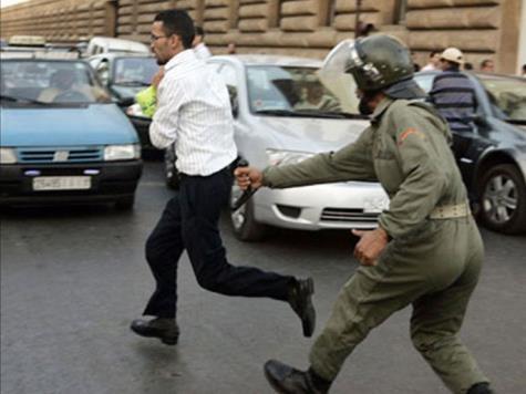 مواجهات بين القوات العمومية و العاطلين حاملي الشهادات