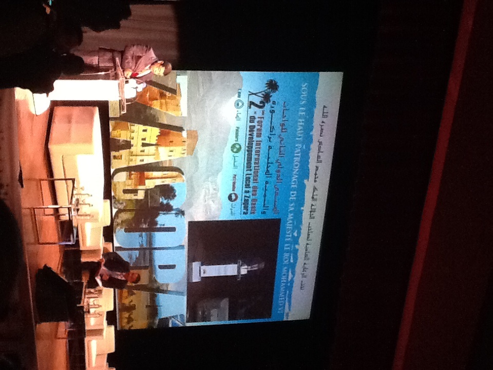 افتتاح المنتدى الدولي الثاني للواحات بزاكورة بحضور أعضاء من الحكومة
