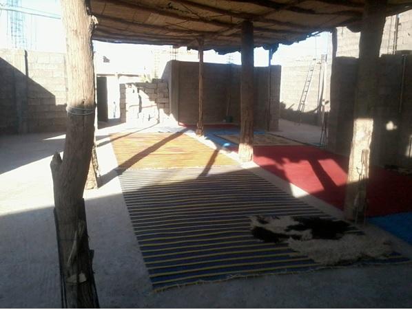 امحاميد الغزلان: جمعية المتطوعين تدعو المحسنين للمساهمة في بناء مسجد الرحمة بالدوار الوسطاني