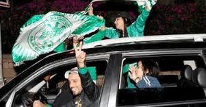 فرحة عارمة في شوارع المدن المغربية بعد تأهل الرجاء البيضاوي لدور نصف النهاية