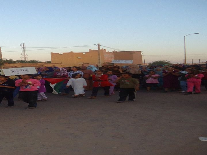 نساء تاكونيت يطالبن بتدخل الحكومة لاستفادتهن من برنامج تيسير