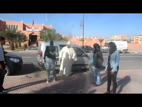 """""""أجيال درعة"""" تستقبل """"محمد العسري"""""""