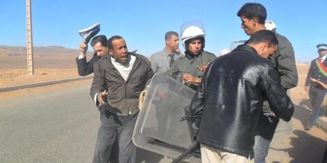 أسر المعتقلين من أبناء أسرير إيلمشان تناشد وزير العدل والحريات