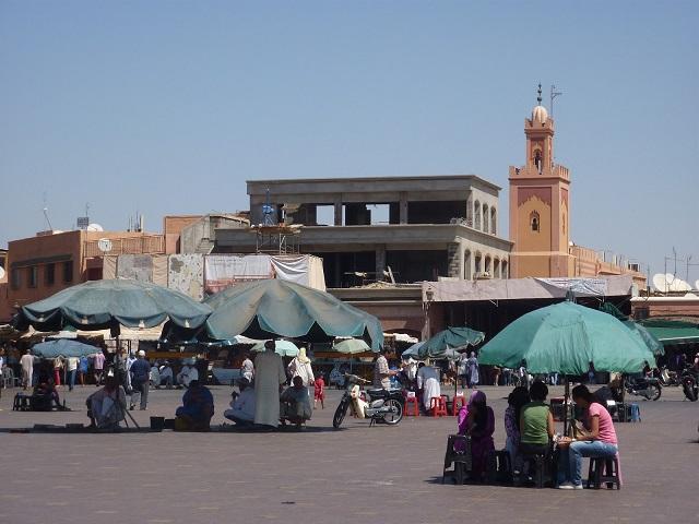 قطاع السياحة بمراكش يسجل انتعاشة قوية خلال سنة 2013
