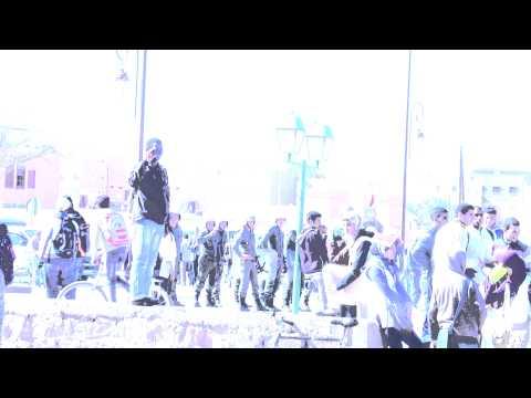 """إحتجاج تلامذة زاكورة على """"مسار"""""""