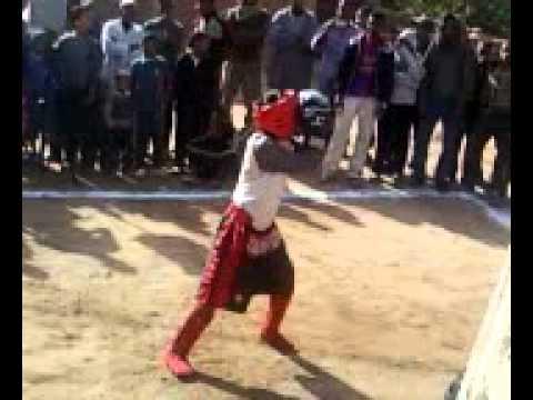 مباراة اطفال الكراطي بمدينة زاكورة