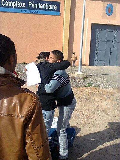 استقبال شعبي لمعتقلي مجموعة عزيز البور بتازارين