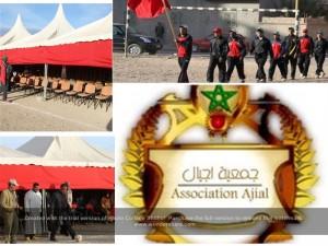 جمعية اجيال درعة تستنكر تصرفات الامن الوطني بزاكورة