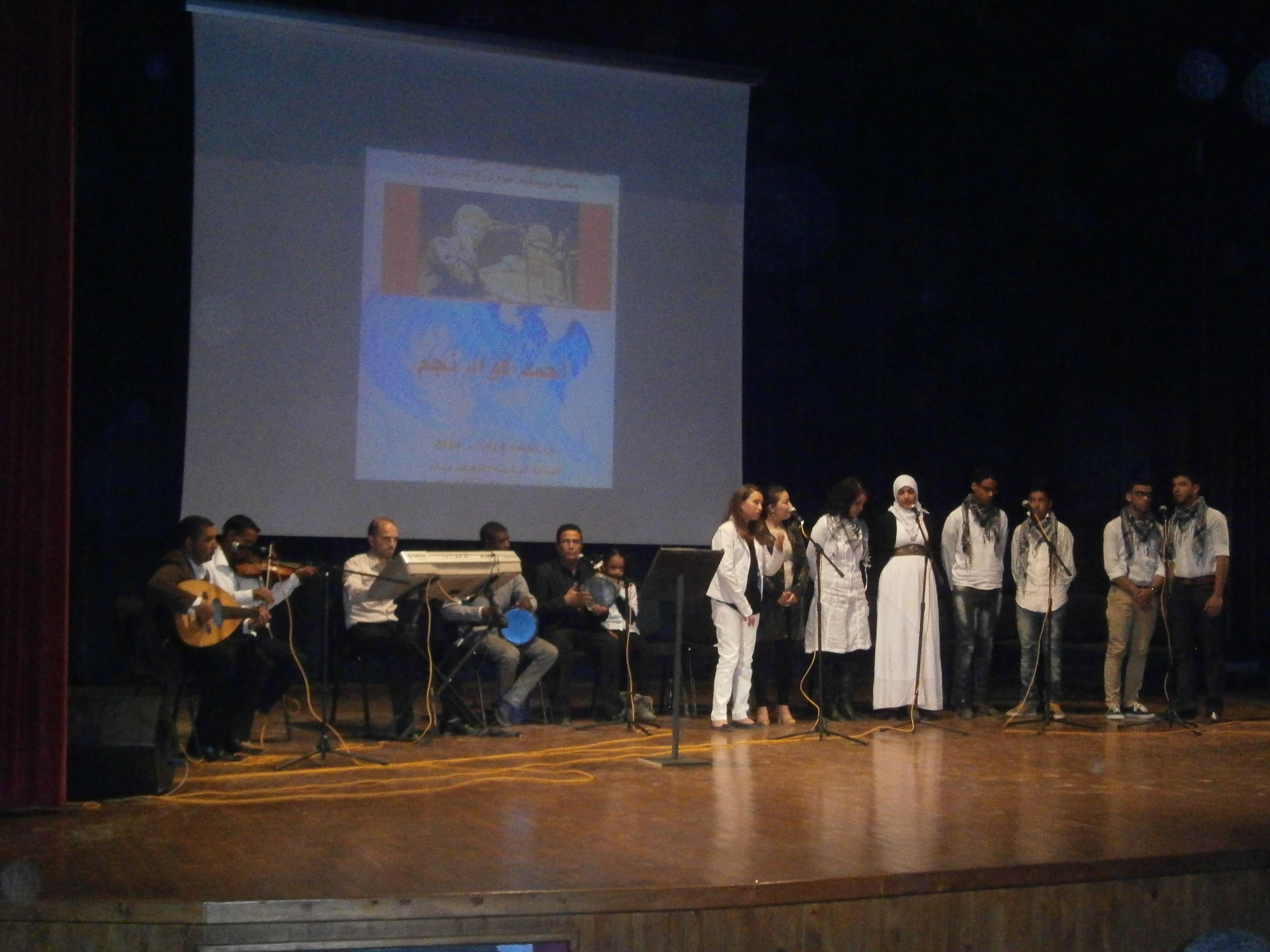 امسية موسيقية لجمعية الفينيق للابداع الفني و الثقافي