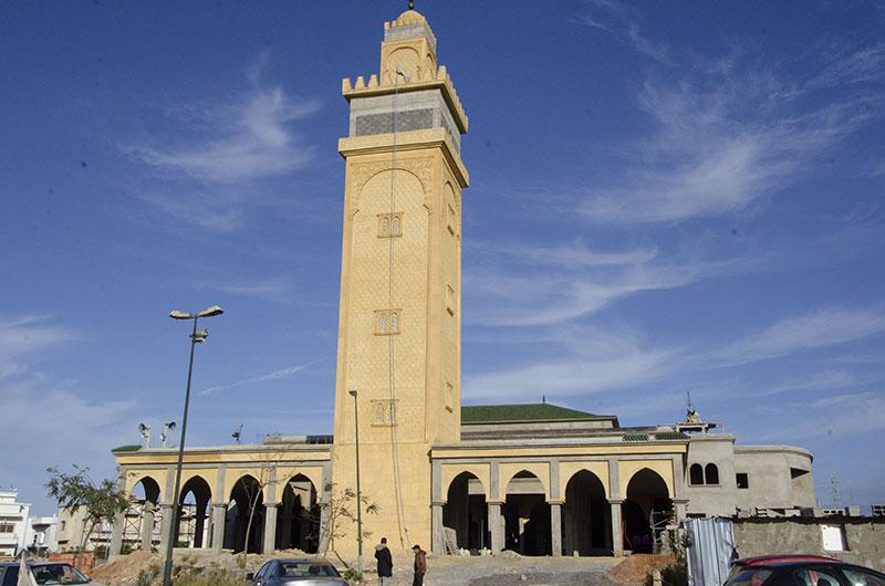 نداء للمحسنين للمساهمة في بناء المسجد الكبير لسلا الجديدة