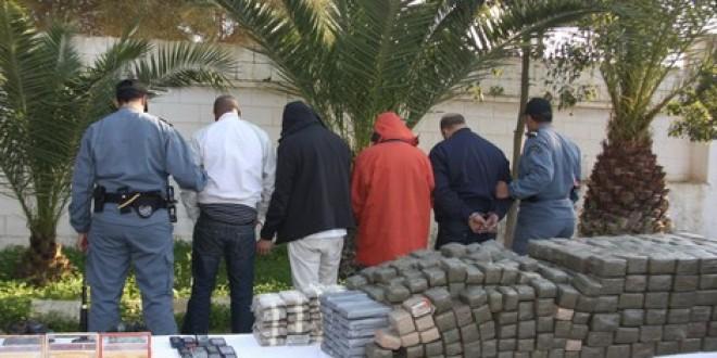 سجين بورزازات يكشف تفاصيل مثيرة حول عصابة الاتجار الدولي في المخدرات بزاكورة