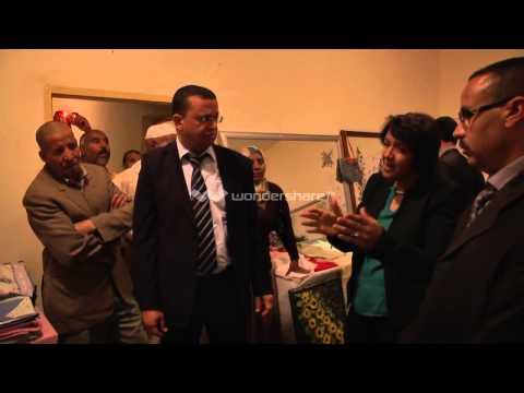 زيارة تفقدية لمشاريع التعاون الوطني بمدينة زاكورة