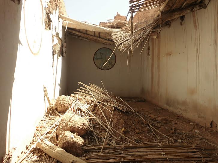 """صور: الـ LMDH ترصد وضعية معتقل """"قلعة مكونة"""""""