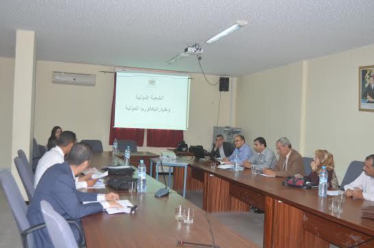 لجنة تطوير العرض التربوي والشؤون التربوية المنبثقة عن المجلس الإداري للأكاديمية تواصل أعمالها