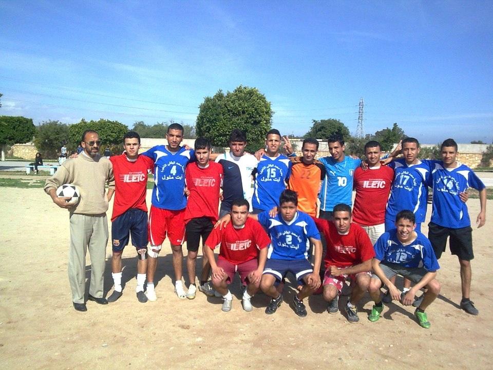 دوري  ILEIC  لكرة القدم المصغرة في نسخته الثامنة
