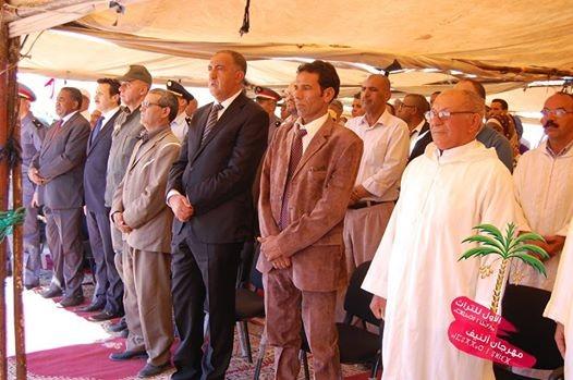 تنغير: افتتاح مهرجان النيف حول التراث
