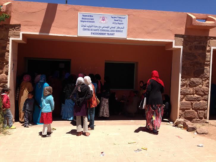 إستفادة 215 امرأة من الكشف عن سرطان الثدي وعنق الرحم بالجماعة القروية تلوات التابعة لورزازات
