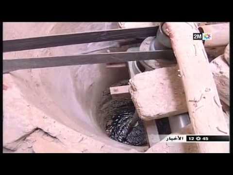 5 ملايين متر مكعب حاجيات ورزازات وزاكورة من الماء