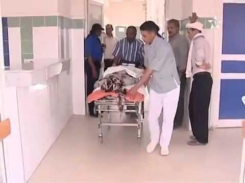 طائرة لوزارة الصحة تنقل سيدة حامل في حالة حرجة نحو مراكش