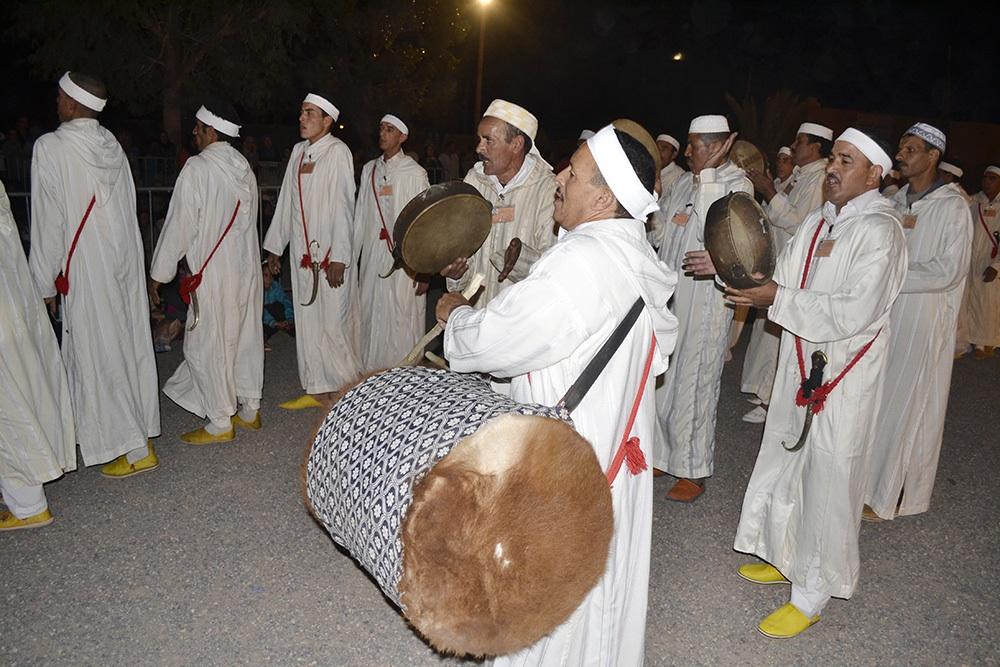 """افتتاح فعاليات الدورة الثانية لرمضانيات تازناخت تحت شعار"""" تازناخت فن عادات وتقاليد """""""