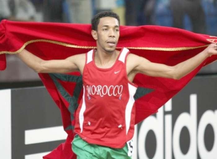 إبن الجنوب الشرقي (إيكيدير) على رأس المنتخب المغربي لألعاب القوى
