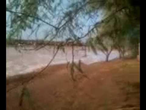 نهر درعا يتنفس الصعداء