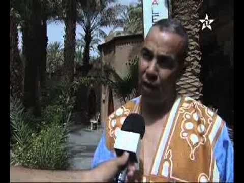 إقليم زاكورة واحد من المناطق السياحية الهامة بالمغرب