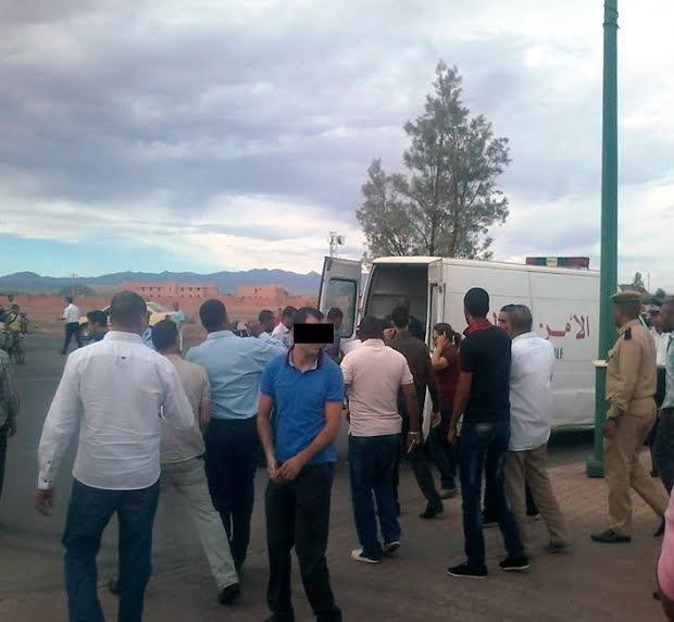 تفاصيل جريمة قتل موظفة بالمحكمة الإبتدائية بورزازات