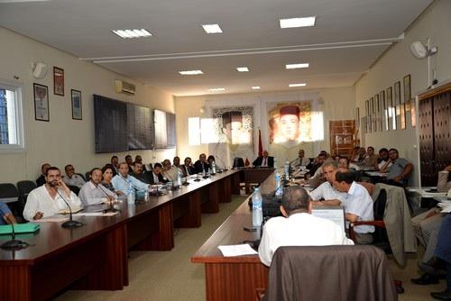 لقاء دراسي حول إرساء المسالك الدولية للبكالوريا المغربية بالأكاديمية الجهوية للتربية والتكوين بجهة سوس ماسة درعة