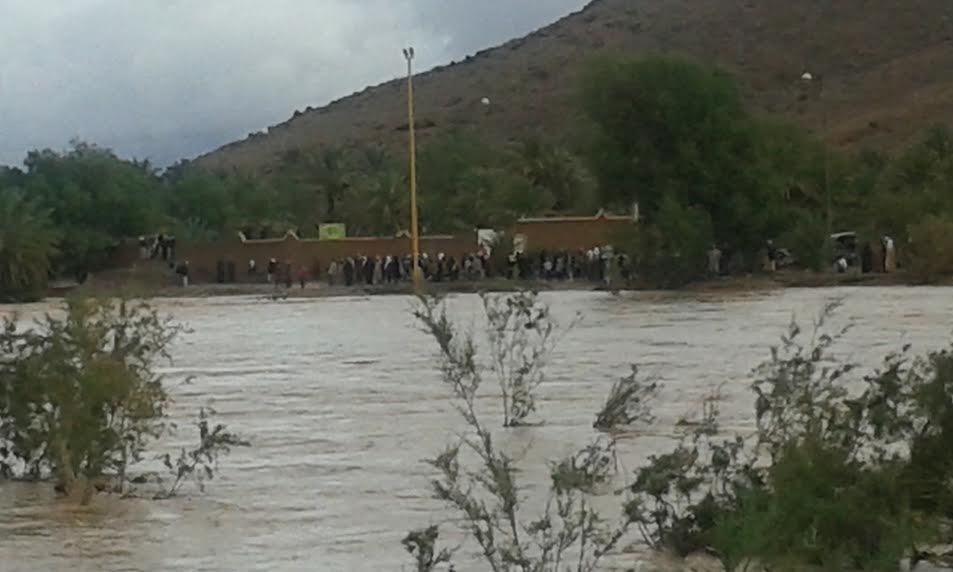 الفيضانات الثانية لوادي درعة تزيد من معاناة المواطنين