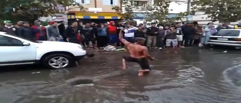 علال منقذ مدينة الرباط من الغرق