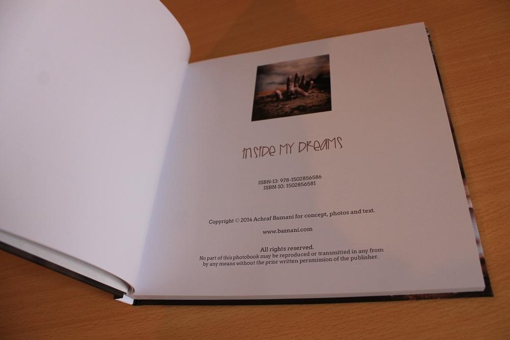 أشرف بزناني يصدر كتاب صور سريالية مذهلة هو الأول في العالم العربي