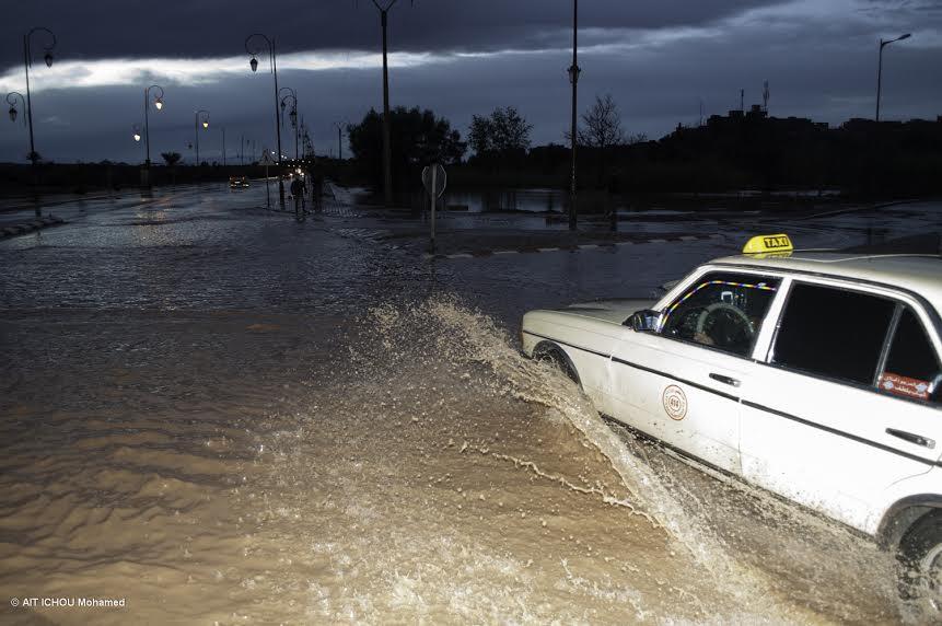 ورزازات: لجنة اليقظة تواصل رفع الضرر عن الساكنة في مواجهة آثار الفيضانات