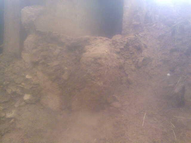 منازل تنهار …ونفاد المؤونة  بأولاد عمرو  بتاكونيت اقليم زاكورة