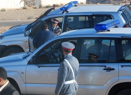 العثور على السائح البلجيكي المختفي مند يومين نواحي امحاميد الغزلان