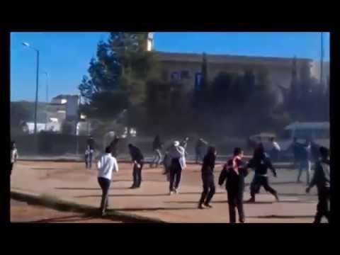 أحداث جامعة محمد الأول بوجدة
