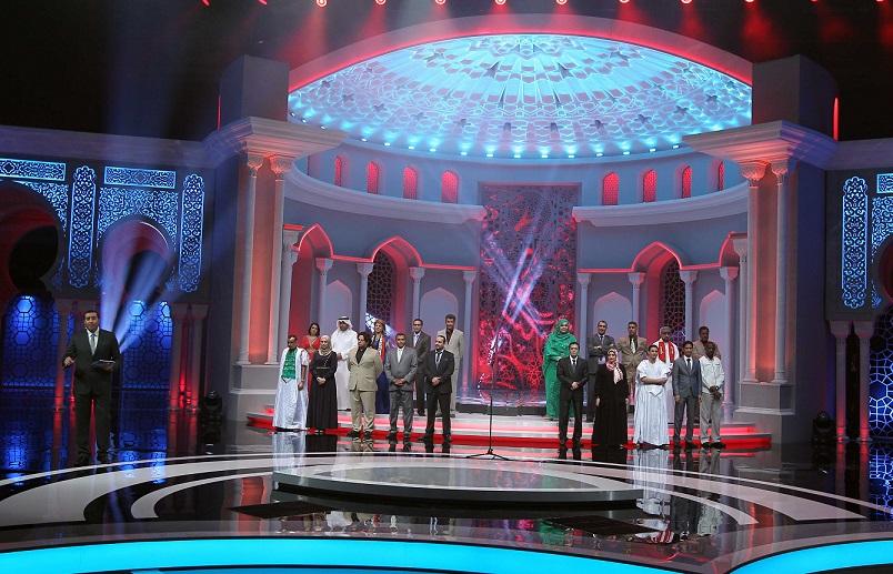"""شعراء   مغاربة وتونسيون في اقصائيات """"أمير الشعراء"""" بأبوظبي الإمارات"""