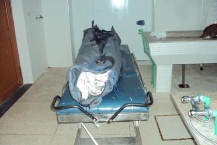 موظف بمستودع الأموات مراكش يعرقل نقل جثمان شاب لدفنه بمسقط رأسه بتاكونيت