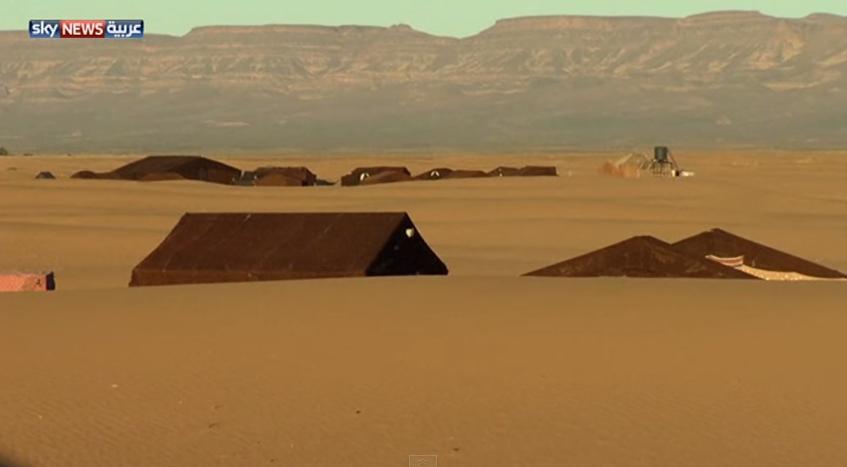 سكاي نيوز عربية: صحراء إقليم زاكُورة قطب سياحي عالمي مُهِمٌ
