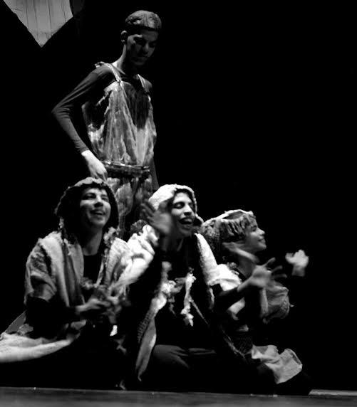 العرض الثاني لمسرحية المطمورة لفرقة المسرح الفينق بزاكورة