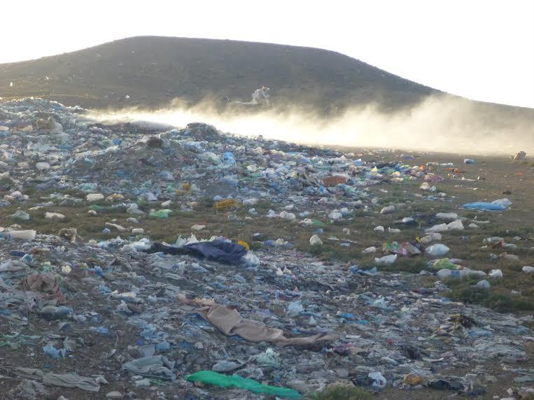 المطرح العشوائي للنفايات…. الكارثة البيئة الخطيرة